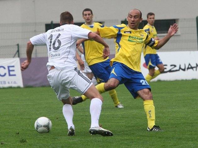 FC FASTAV Zlín- Karviná.