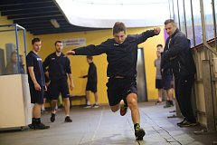 Letní příprava hokejistů PSG Zlín