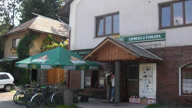 Hospůdka roku 2010: Espreso U Fohlera