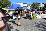 Start Barum Czech Rally Zlín