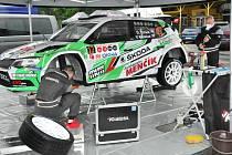 Fryštácký Erik Cais ovládl 26. ročník Rallysprint Kopná, když ve voze Ford Fiesta R5 porazil Tomáše Kostku (Škoda Fabia Rally2), jehož na 155,96 km dlouhé trati, která obsahovala 7 rychlostních zkoušek na třech úsecích v celkové délce 69,76 km pokořil roz