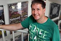 Jiří Daron, ředitel agentury Pragokoncert, která organizuje Masters of Rock Jiří Daron, ředitel agentury Pragokoncert, která organizuje Masters of Rock