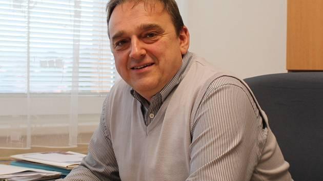 Petr Hradecký, starosta Slušovic