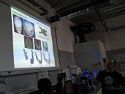 První vědecký festival ve Zlíně. Zažij vědu. 50 let fakulty technologické. Workshop 3D BIO TISK