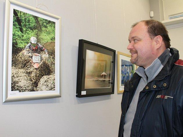 V Městské galerii Otrokovice se koná až do konce ledna výstava Forte Fotoklub Vác, která představuje snímky členů maďarského fotoklubu.