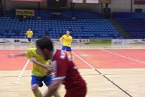 2. futsalová liga Zlín - Třinec