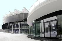 Kongresové centrum ve Zlíně.