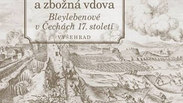 Plukovník, rebel a zbožná vdova (obal knihy).