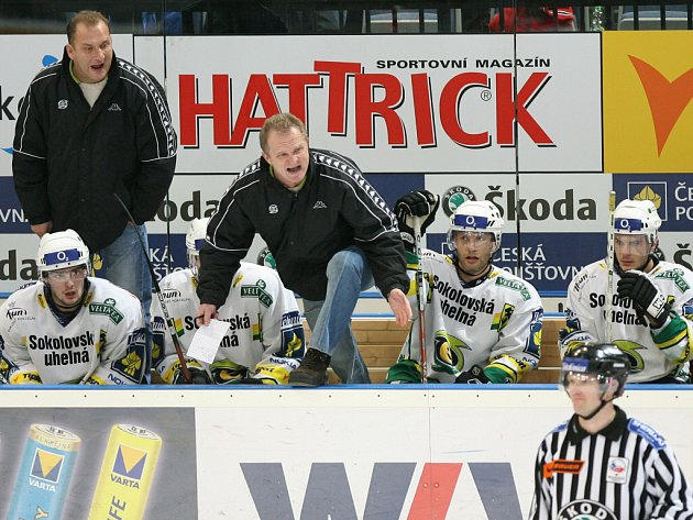 Kroky úspěšného trenéra Zdeňka Venery směřují z karlovarské střídačky na zlínskou.