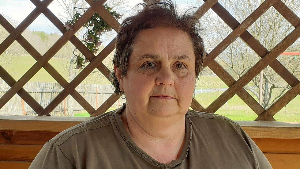 Renata Pekařová z Vlachovic-Vrbětic.