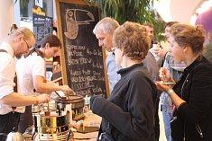 V sobotu se ve Zlíně potřetí konal Den s kávou.