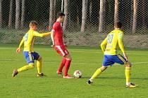 Fotbalisté Zlína v závěrečném utkání na soustředění v Turecku porazili litevský tým FK Sūduva Marijampolė 1:0.