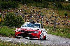 Čtyřiadvacetiletý jezdec Tomáš Pospíšilík se už popáté postaví na start Barum Czech Rally Zlín.