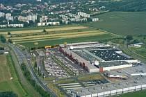 Malenovické obchodní centrum Centro se již za měsíc rozšíří