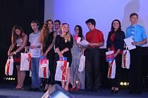 V sobotu 24. května se ve zlínském Velkém kině konalo finále devatenáctého ročníku hudební soutěže pro mladé zpěváky a zpěvačky populární hudby Czechtalent 2014.