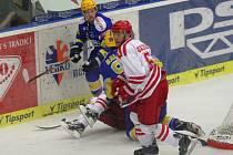 Hokejisté Zlína prohráli v prvním přípravném zápase s Třincem 3:5.