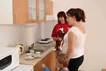 Domov pro matky v tísni. Ilustrační foto