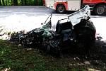 Nehoda u Pozlovic