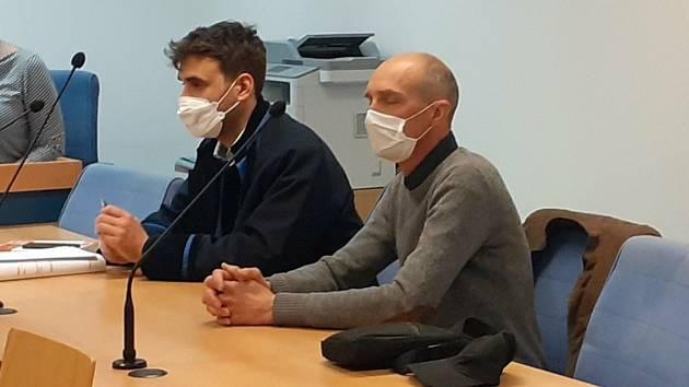 Řidič DSZO Karel Ondráček si vyslechl u Okresního soudu ve Zlíně osvobozující rozsudek.