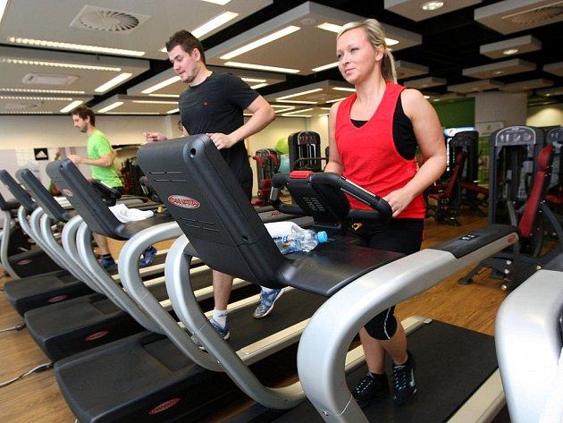 VITA SANA CLUB – Fitness a wellness centrum ve Zlíně