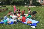 Pracovníci DDM Astra připravují letní tábory už od února.
