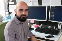 Josef Kocourek, ředitel Komunikační agentury Fakulty multimediálních komunikací Univerzity Tomáše Bati ve Zlíně.