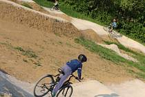 V Zádveřicích – Rakové vyrostl nový bikepark