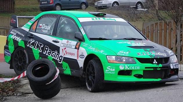 Jaroslav Orsák - Mitsubishi Lancer
