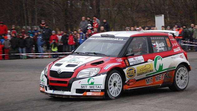 Antonín Tlusťák - Škoda Fabia S 2000