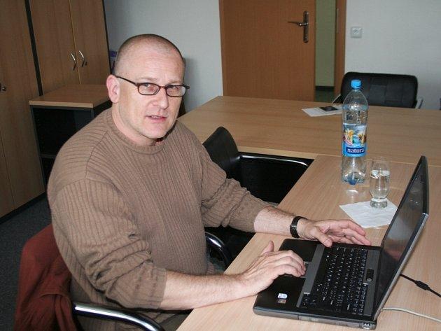Miroslav Zelínský on-line
