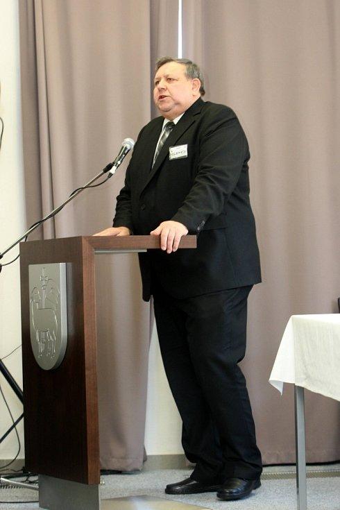Krajská konference SPOZ v Panském dvoře v Kunovicích