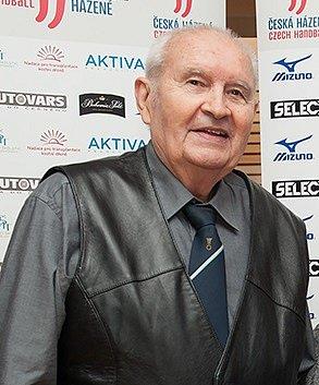 Házenkářská legenda Provazník oslavil 88. narozeniny