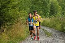 Tomáš Blaha běh na Kozubovou 2021
