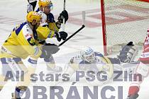 All stars PSG Zlín - OBRÁNCI