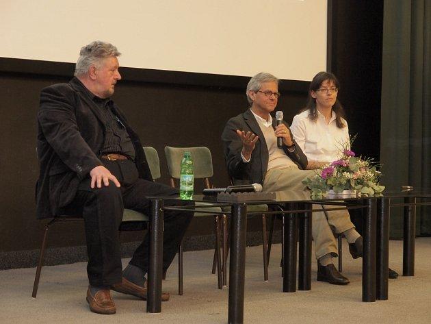 Konference na zlínské UTB, Milan Zelený