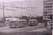 Tisícovky návštěvníků si v sobotu ve Zlíně užily Dne otevřených dveří Dopravní společnosti Zlín-Otrokovice (DSZO). Letos již po třinácté. Novinkou bylo deštivé počasí, to ale nikomu nevadilo.