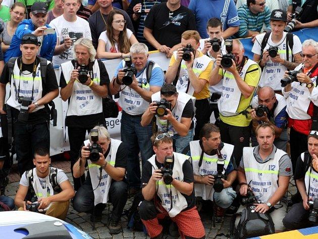 Barum Czech Rally Zlín 2014. Ilustrační fofo