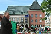 Informační centrum najdou turisté v přízemí Magistrátu města Zlína.