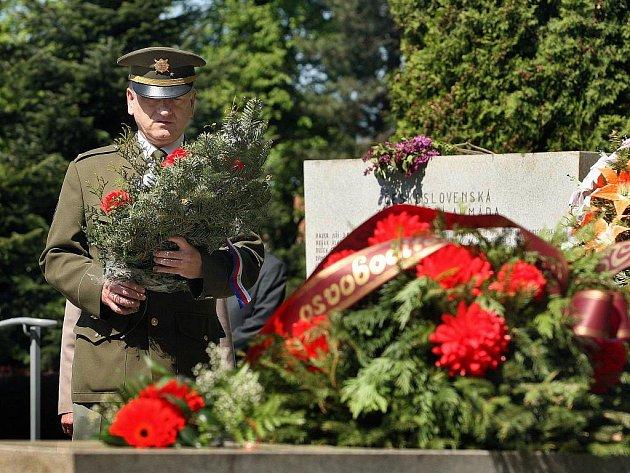 Vzpomínka na osvobození Zlína, 2011