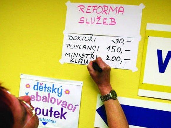 Reformu si každý přebere po svém