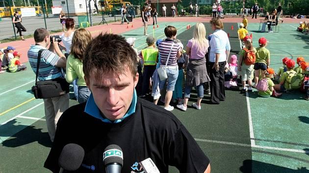 Zdeněk Grygera. Ilustrační foto z roku 2010.