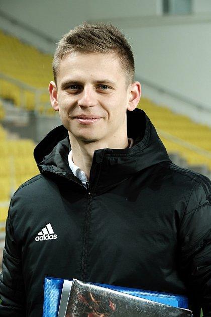 Sportovní sekretář zlínského klubu Lukáš Pantálek je v necelých pětadvaceti letech nejmladším funkcionářem v české nejvyšší soutěži i v Evropské lize.