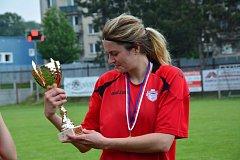 Fotbal KP žen Brumov-Lužkovice