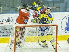 předkolo play-off, 2. zápas, HC Mora Olomouc - Aukro Berani Zlín