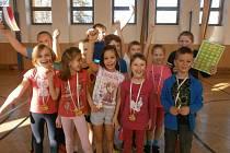 Školáci si užili sportovní klání Hry bez hranic