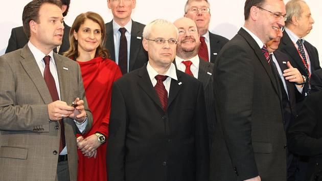 Zasedání ministrů EU v Luhačovicích, druhý den jednání.