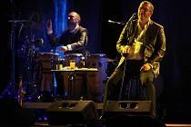 Slovenský zpěvák Richrad Müller rozezněl v úterý 25. října Kongresové a Univerzitní Centrum ve Zlíně.