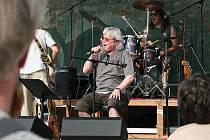 Malenovický hudební festival Woodstock navštívily stovky lidí