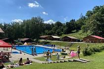 Kempy ve Zlínském kraji se v roce 2021 těší oblibě turistů. Na snímku Eurocamping Bojkovice.