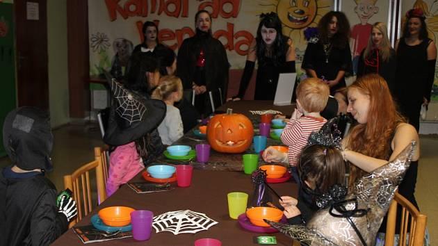 Halloween v Kamarádu Nenudovi